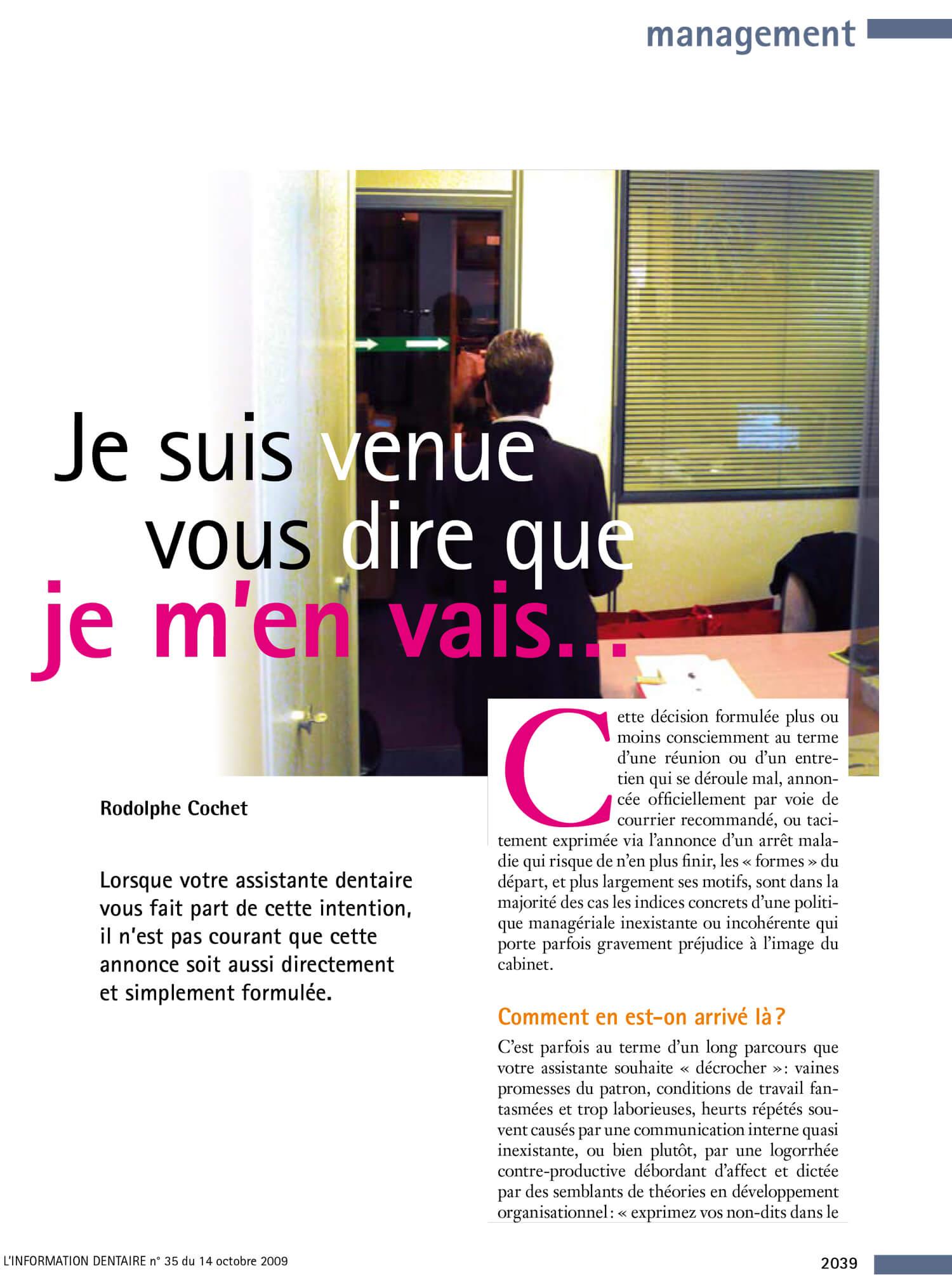 Je_suis_venue_vous_dire_demission_assistante_dentaire_management_Rodolphe_Cochet.jpg
