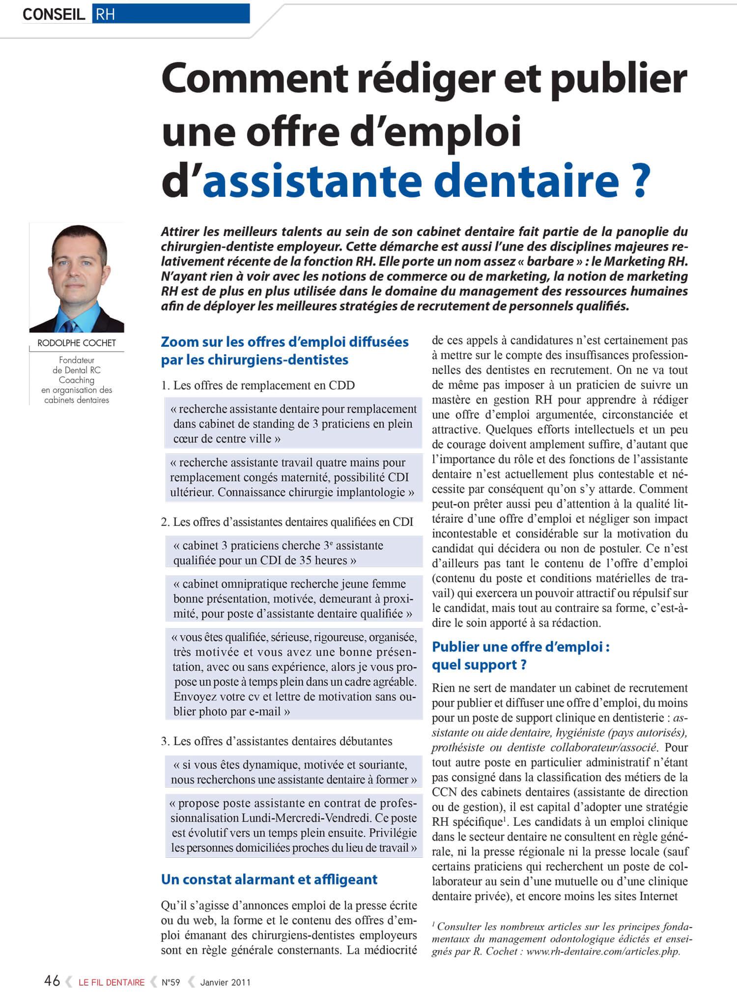 rediger-publier-offre-emploi-site-assistante-dentaire-rodolphe-cochet-dentalemploi.jpg