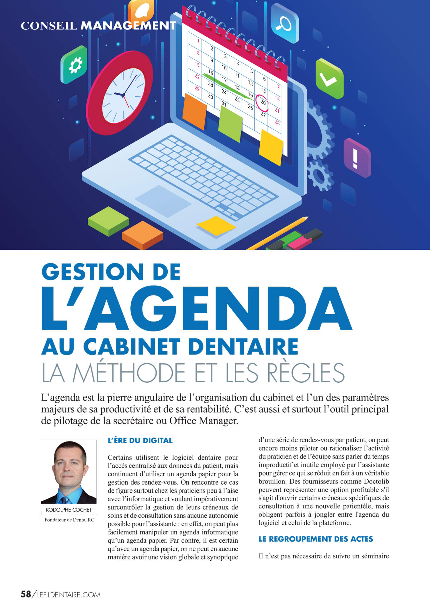 Gestion_agenda_au_cabinet_dentaire_methode_et_regles_Rodolphe_Cochet.jpg