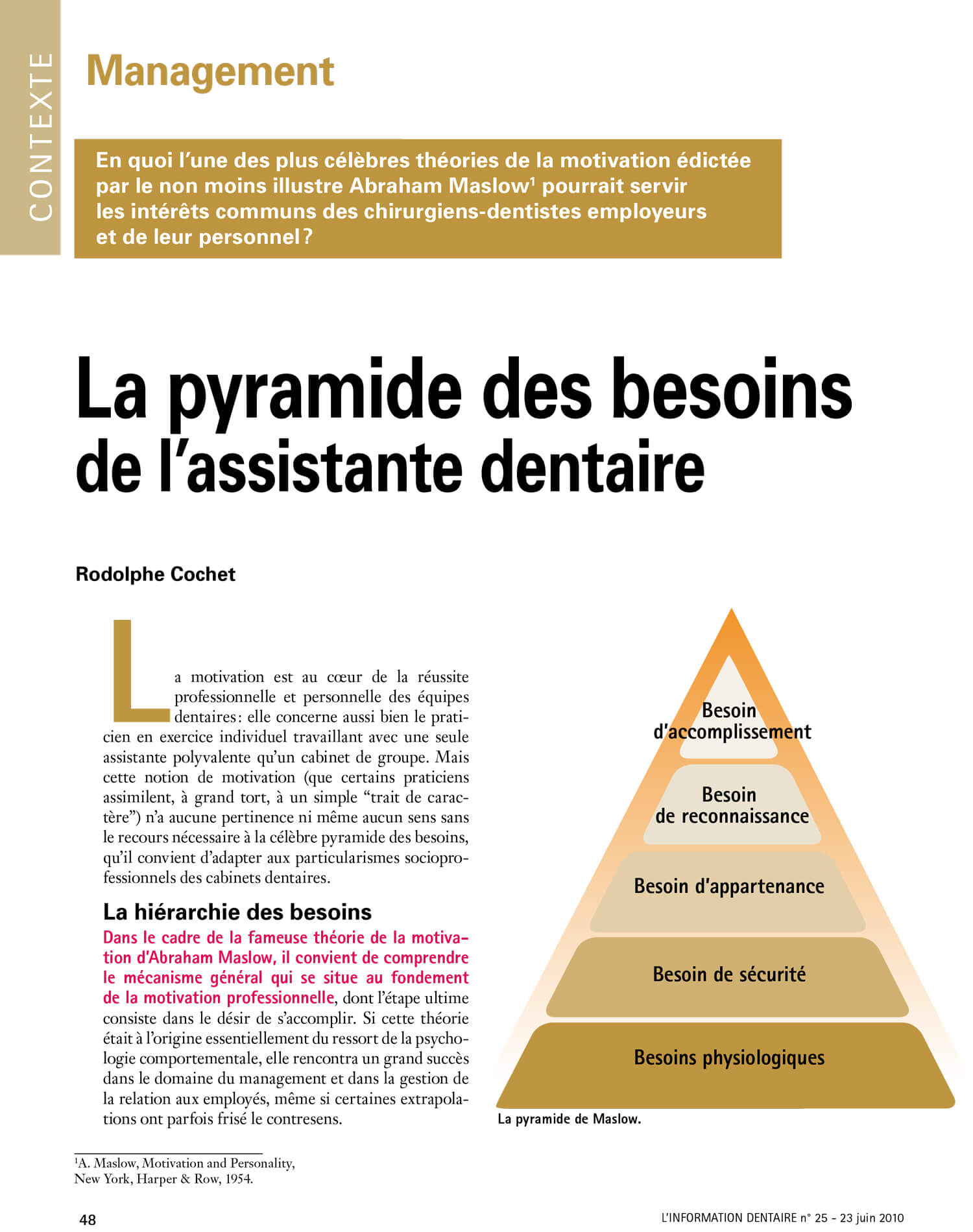 motivation-besoins-pyramide-maslow-assistante-dentaire-Rodolphe-Cochet.jpg